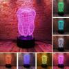 3D LED-Zahnlampe