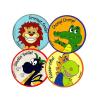 Lachende Tiere Sticker