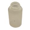 Wasserflasche ohne Deckel